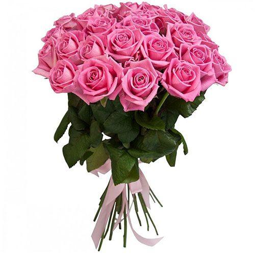 """Фото товара 25 роз """"Аква"""" в Ровно"""