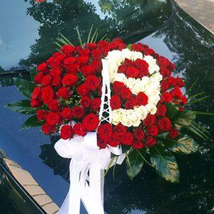 101 роза в корзине фото