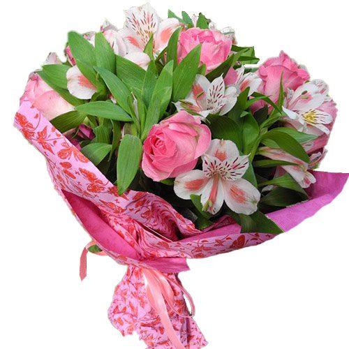 букет Рожевий колір