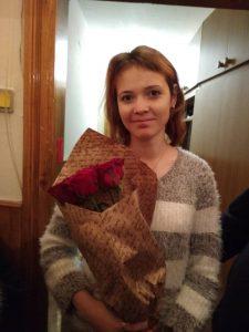 Фото товару 5 троянд