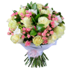 "Фото товара 101 троянда в коробці ""I love you"" в Ровно"
