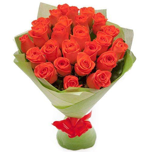"""Фото товара 25 троянд """"Вау"""" в Ровно"""