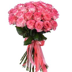 """Фото товара 33 троянди """"Джумілія"""" в Ровно"""