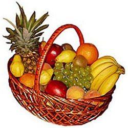 Фото товара Великий кошик фруктів в Ровно