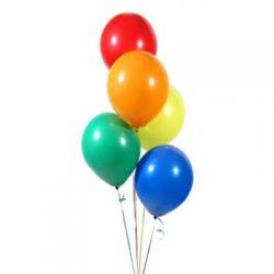 Фото товара 5 воздушных шариков в Ровно