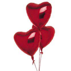 Фото товара Шарики в форме сердца в Ровно