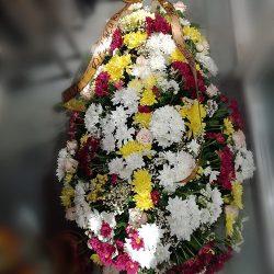 Фото товара Венок на похороны №5 в Ровно
